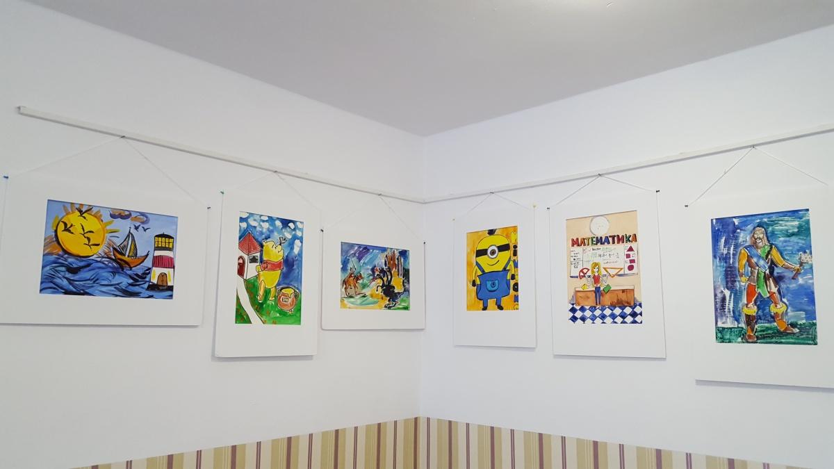 """Снимки и видео на занималня """"Фантазия"""" - Рисунки"""