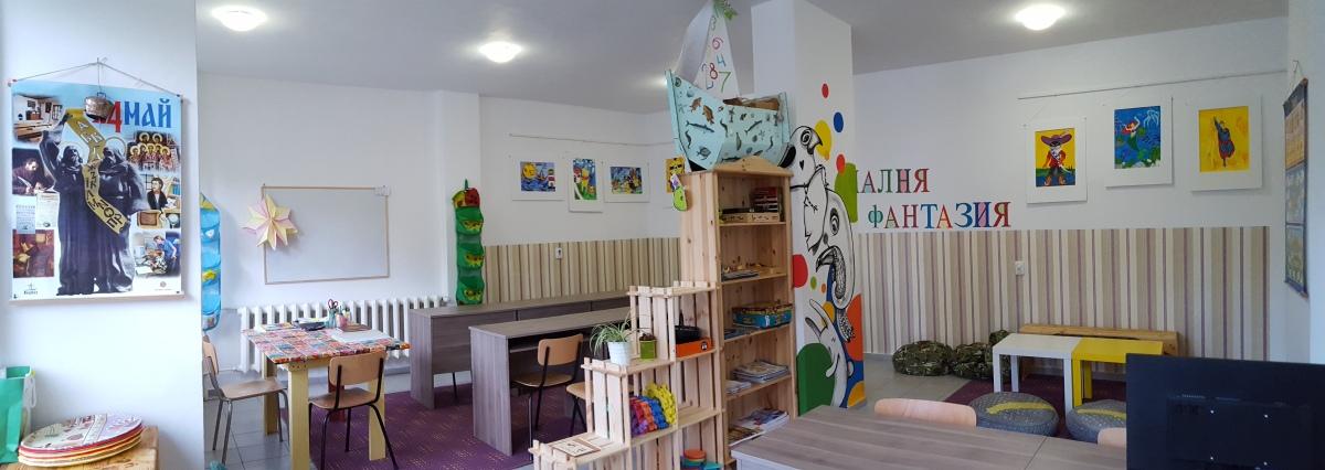 """Снимки и видео на занималня """"Фантазия"""""""